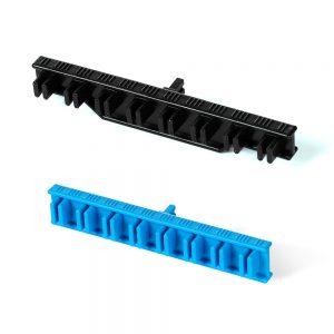 Угловое соединение встык для переливной решетки из полипропилена