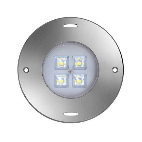 Подводный прожектор WIBRE 4.0102, круглая лицевая панель