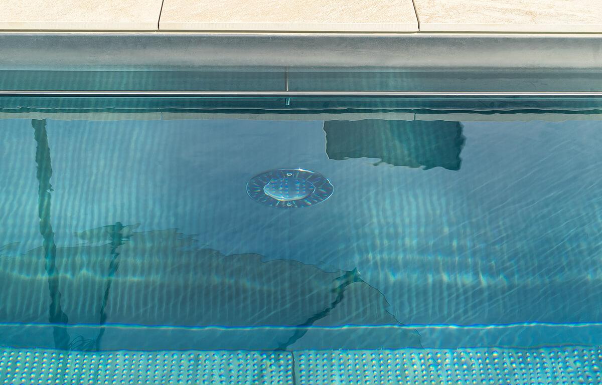 Подводный светильник для бассейнов WIBRE 4.0202
