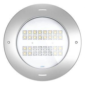 Подводный RGB-W прожектор для спортивных бассейнов WIBRE 4.0492, свет в бассейнах для соревнований