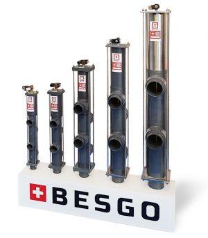 Клапаны Besgo 5-позиционные