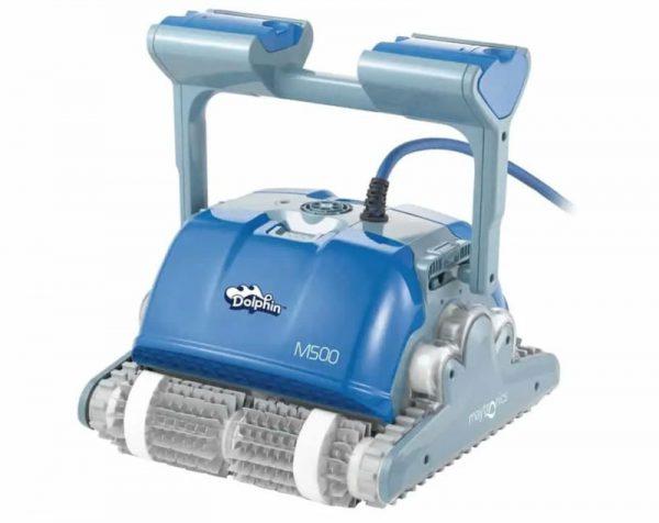 Робот-очиститель Dolphin Supreme M500 для всех типов бассейнов