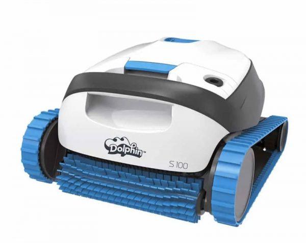 Робот-очиститель Dolphin S100 для пленочных бассейнов