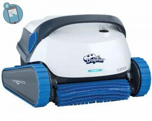 Робот-очиститель Dolphin S300i для всех типов бассейнов