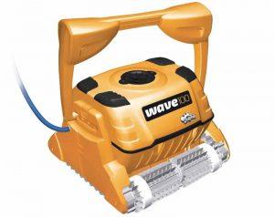 Робот-очиститель Dolphin WAVE 100 для общественных бассейнов